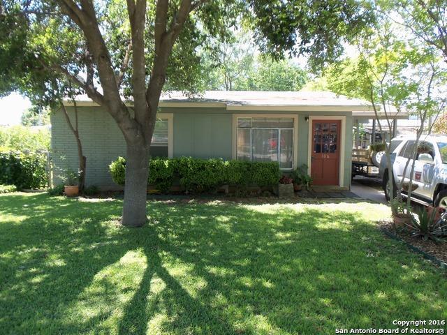 106 Ballard, San Antonio TX 78226