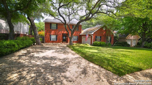 2307 Oak Castle, San Antonio, TX