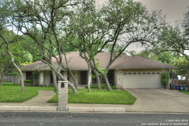 13119 Hunters Valley St, San Antonio TX 78230