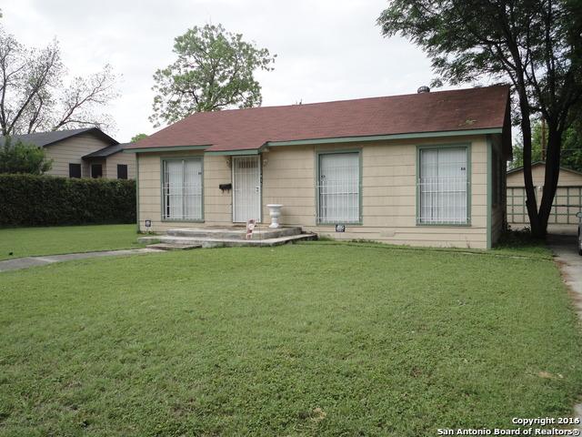 2815 W Mistletoe Ave, San Antonio, TX