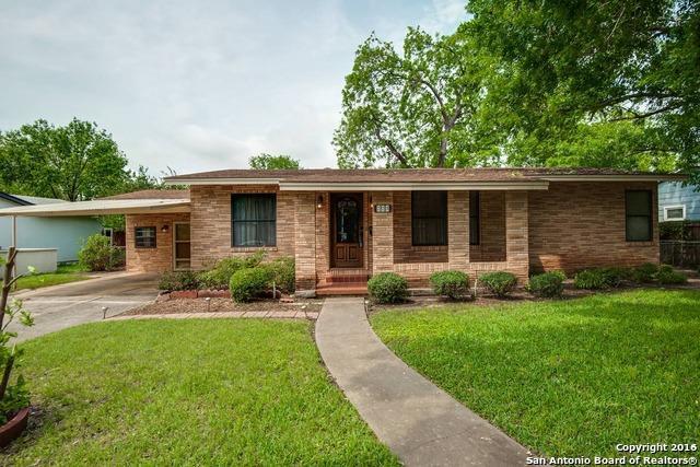 223 Larkwood, San Antonio, TX