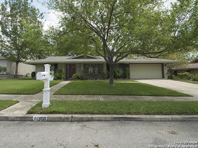 11306 Janet Lee Dr, San Antonio TX 78230