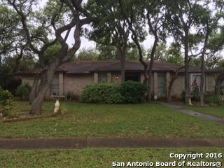 13623 Forest Walk, San Antonio TX 78231