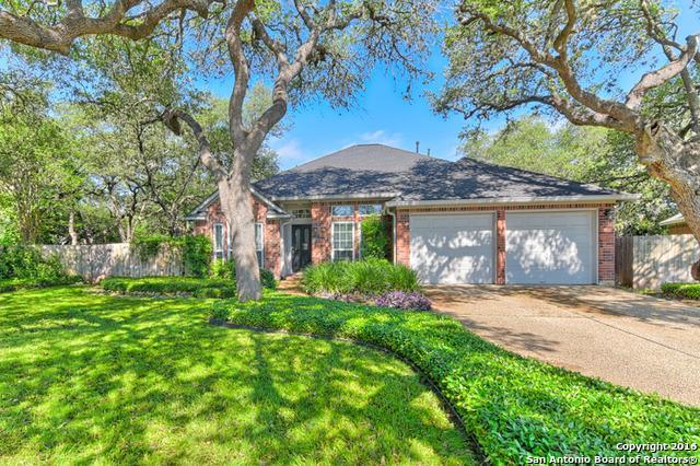 15607 Ashton Wood, San Antonio TX 78248