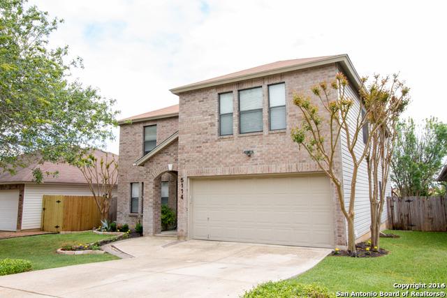 5114 Erickson Blf, San Antonio, TX