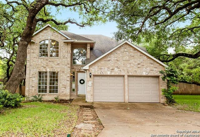 1 Burnwood, San Antonio TX 78254