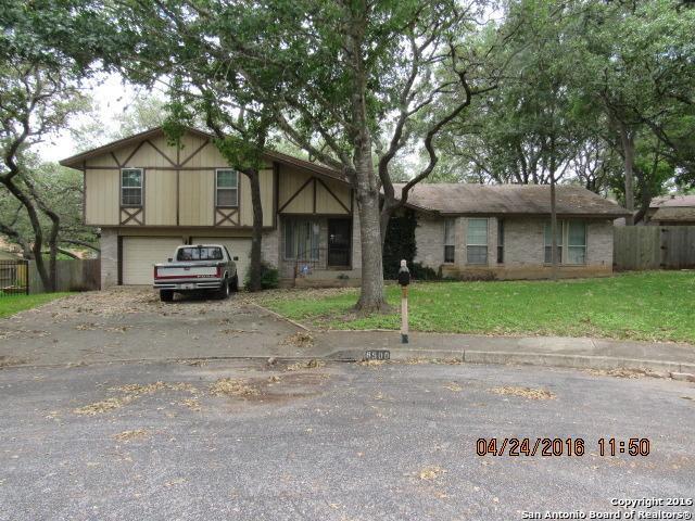 8500 Chivalry St, San Antonio TX 78254
