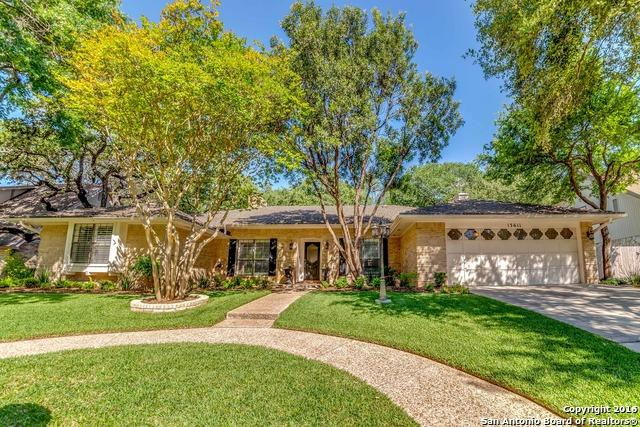 13611 Inwood Park, San Antonio TX 78216
