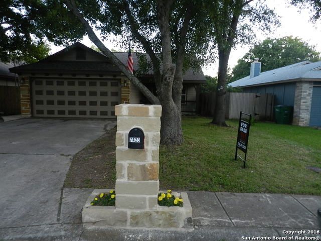 7423 Brandyridge, San Antonio, TX