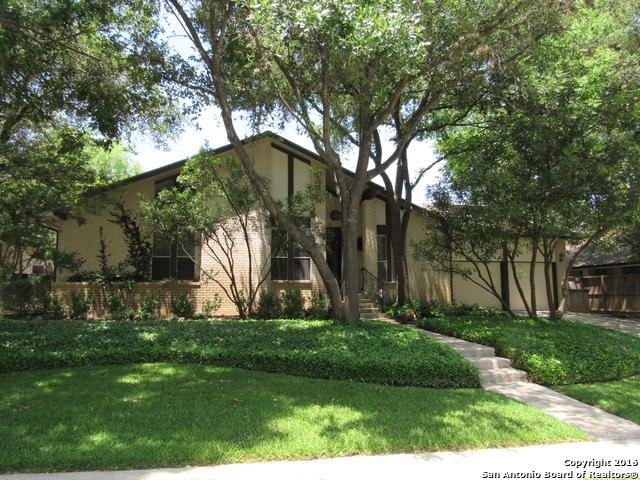 9539 Burwick Dr, San Antonio, TX