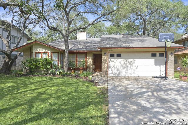 12351 Capeswood St, San Antonio TX 78249