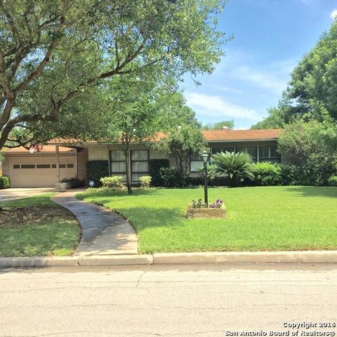519 Robinhood Pl, San Antonio TX 78209