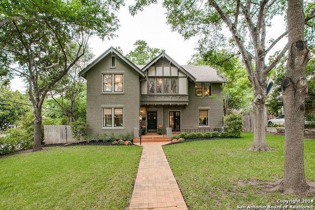 101 Ridgemont Ave, San Antonio TX 78209