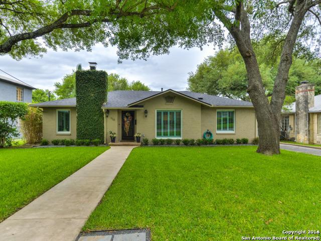 116 W Oakview Pl, San Antonio TX 78209