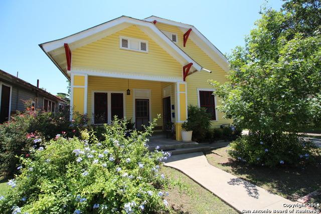 1120 Burnet St, San Antonio TX 78202
