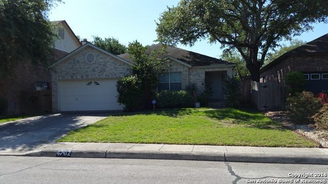 4702 Ironweed, San Antonio TX 78247