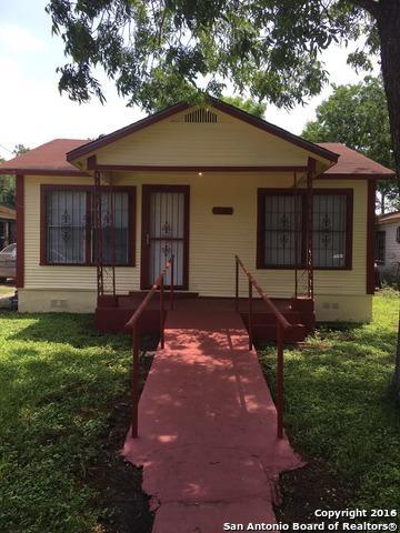 718 Barclay St, San Antonio TX 78207