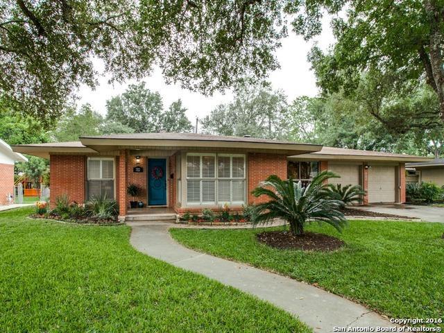 322 Northridge Dr, San Antonio, TX