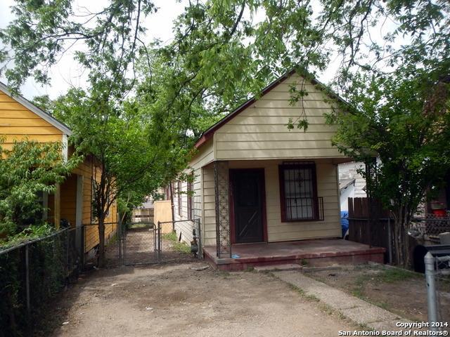 211 Pendleton Ave, San Antonio TX 78204