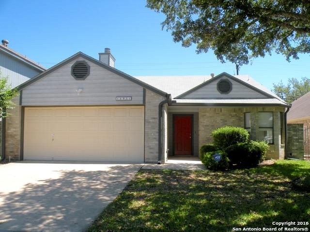 14931 Northern Dancer, San Antonio TX 78248
