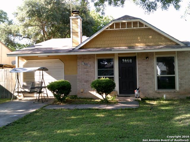 9615 Golden Bnd, San Antonio TX 78250