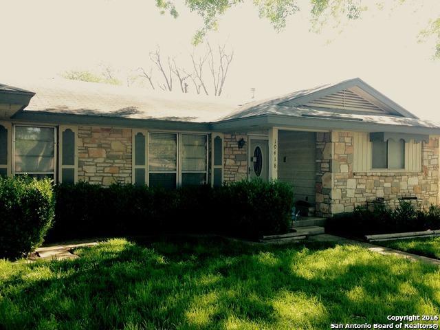 10418 Rockland Dr, San Antonio, TX