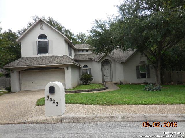 3022 Orchard Hl, San Antonio TX 78230