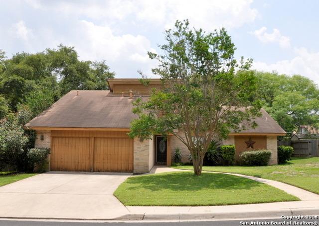 2934 Burnt Oak San Antonio, TX 78232