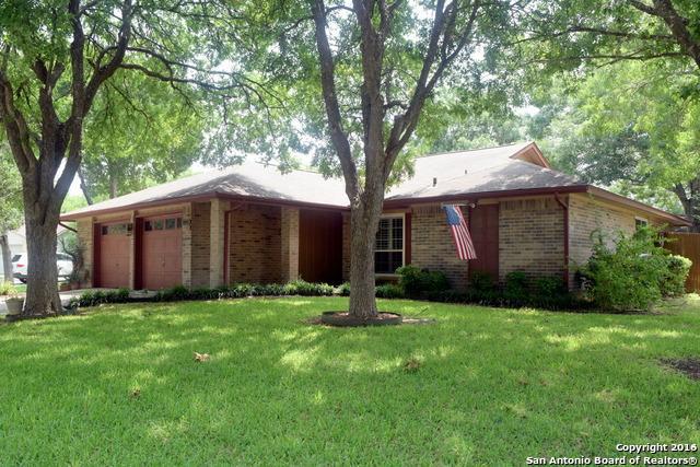 13902 Blazing Tree San Antonio, TX 78247