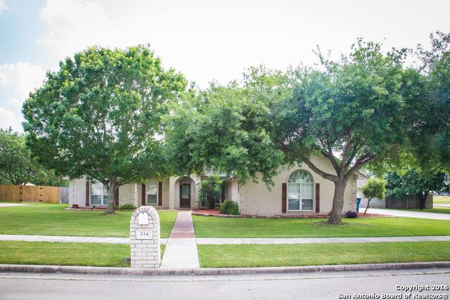 234 Ranch Estates Blvd, New Braunfels TX 78130