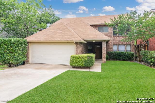 16714 Coral Glade San Antonio, TX 78247