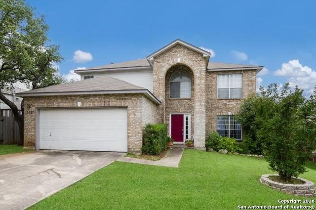 15727 Knollstone San Antonio, TX 78247