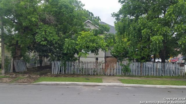 1522 W Houston St, San Antonio TX 78207