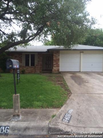 8406 Cactus Creek Dr, San Antonio, TX