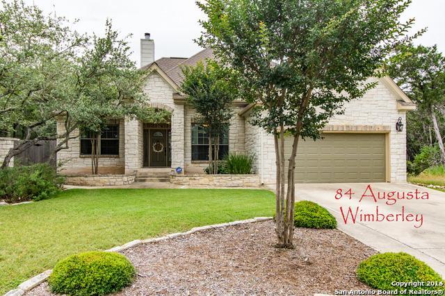 84 Augusta Dr, Wimberley, TX