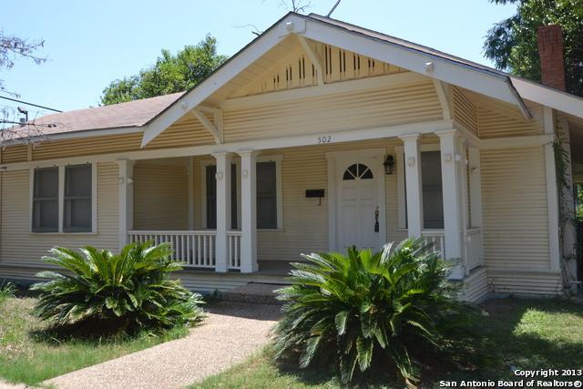 502 W Agarita Ave, San Antonio TX 78212