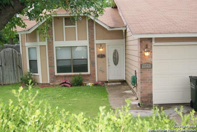 7728 Painted Ridge Dr, San Antonio TX 78239