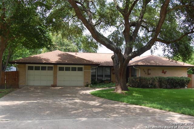 505 Moorside Dr, San Antonio TX 78239