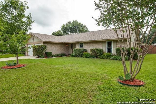 15802 Blue Creek St, San Antonio, TX