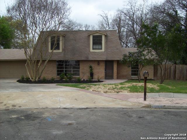 10506 Tandom Ct, San Antonio, TX