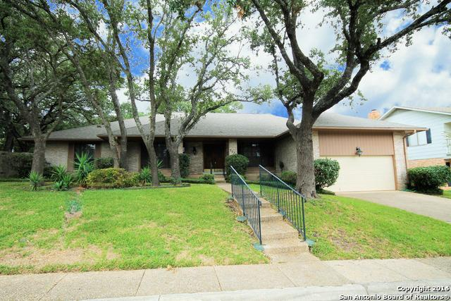 3527 Hunters Circle St San Antonio, TX 78230