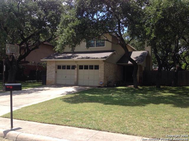 9011 Brickwood Dr San Antonio, TX 78250