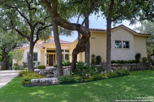25347 Estancia Cir San Antonio, TX 78260
