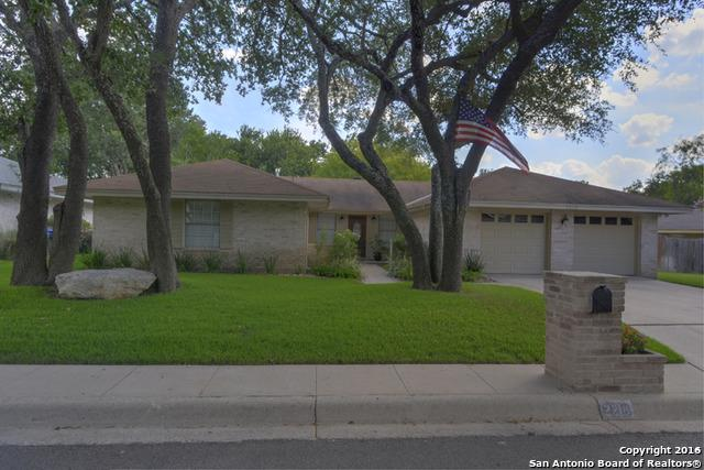 2218 Blueberry Hill St San Antonio, TX 78232