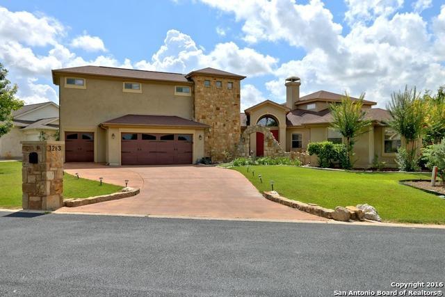 1263 Long Creek Blvd New Braunfels, TX 78130