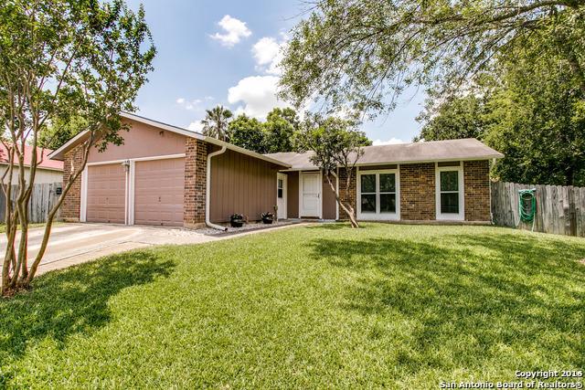 6158 Little Brandywine Crk San Antonio, TX 78233