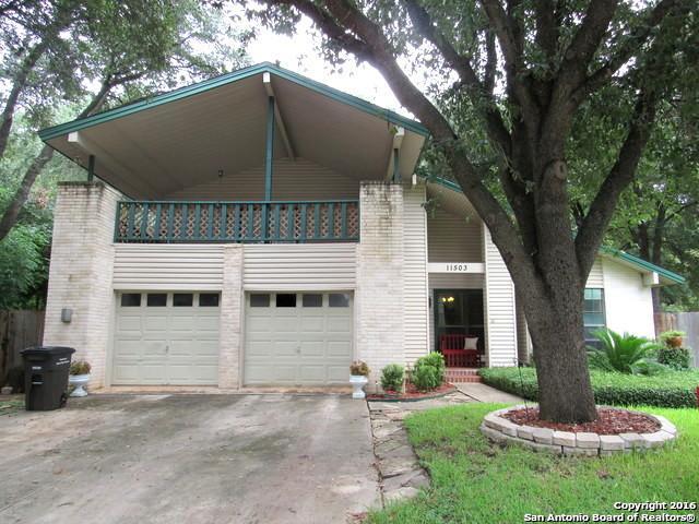 11503 Buckrail St, San Antonio, TX 78232