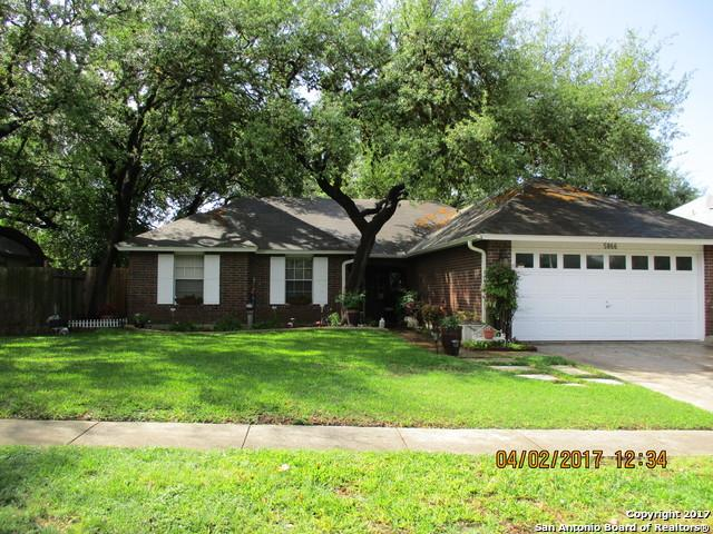 5866 Woodridge Oaks, San Antonio, TX 78249