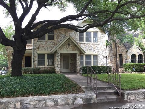 301 E Rosewood Ave, San Antonio, TX 78212