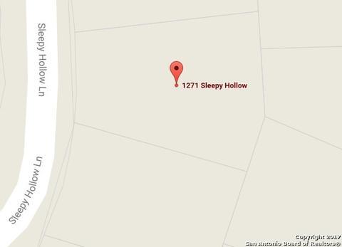 1271 Sleepy Hollow Ln, Spring Branch, TX 78070
